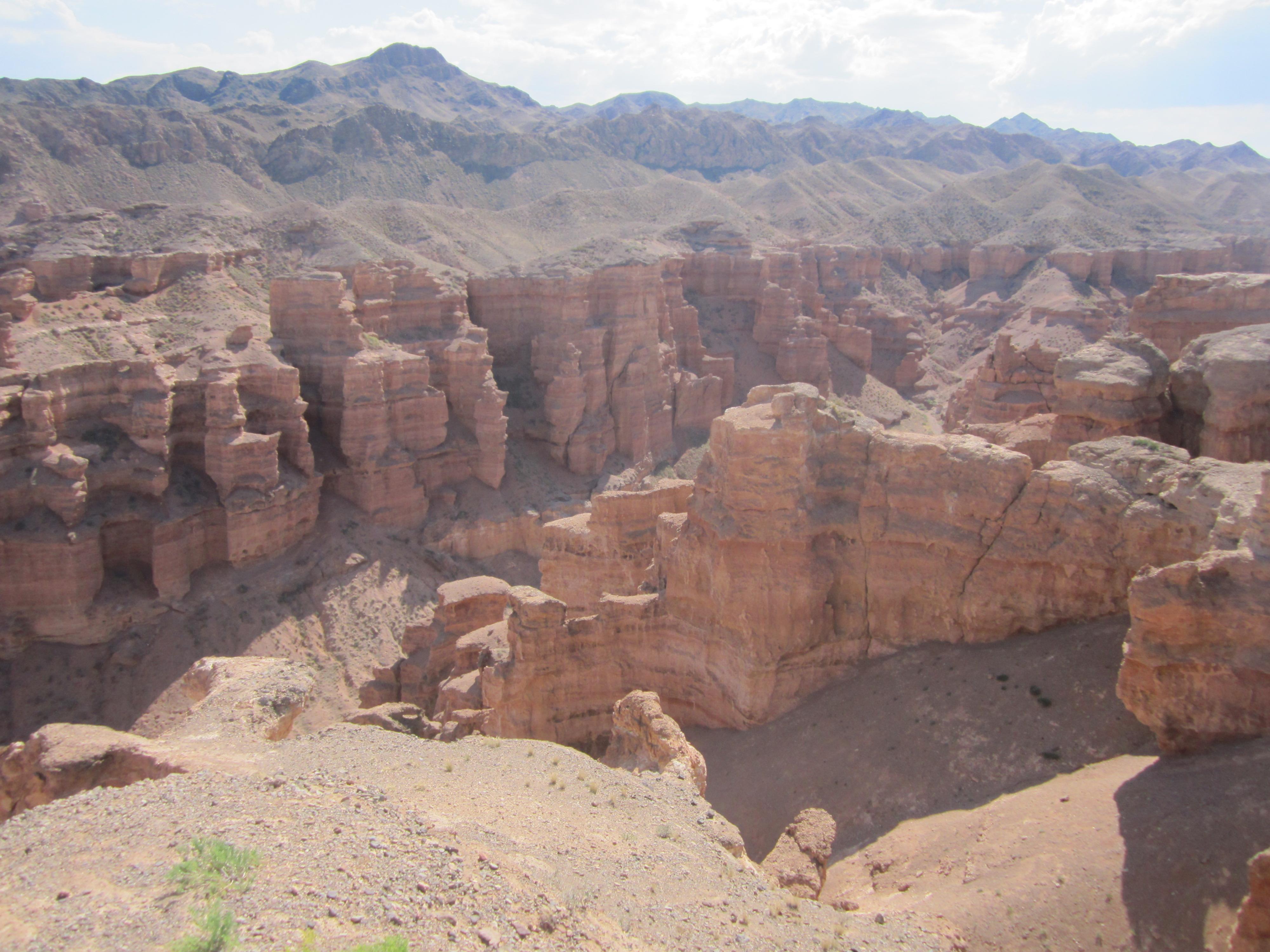 Kanion Szaryński, Charyn Canyon, Kazachstan