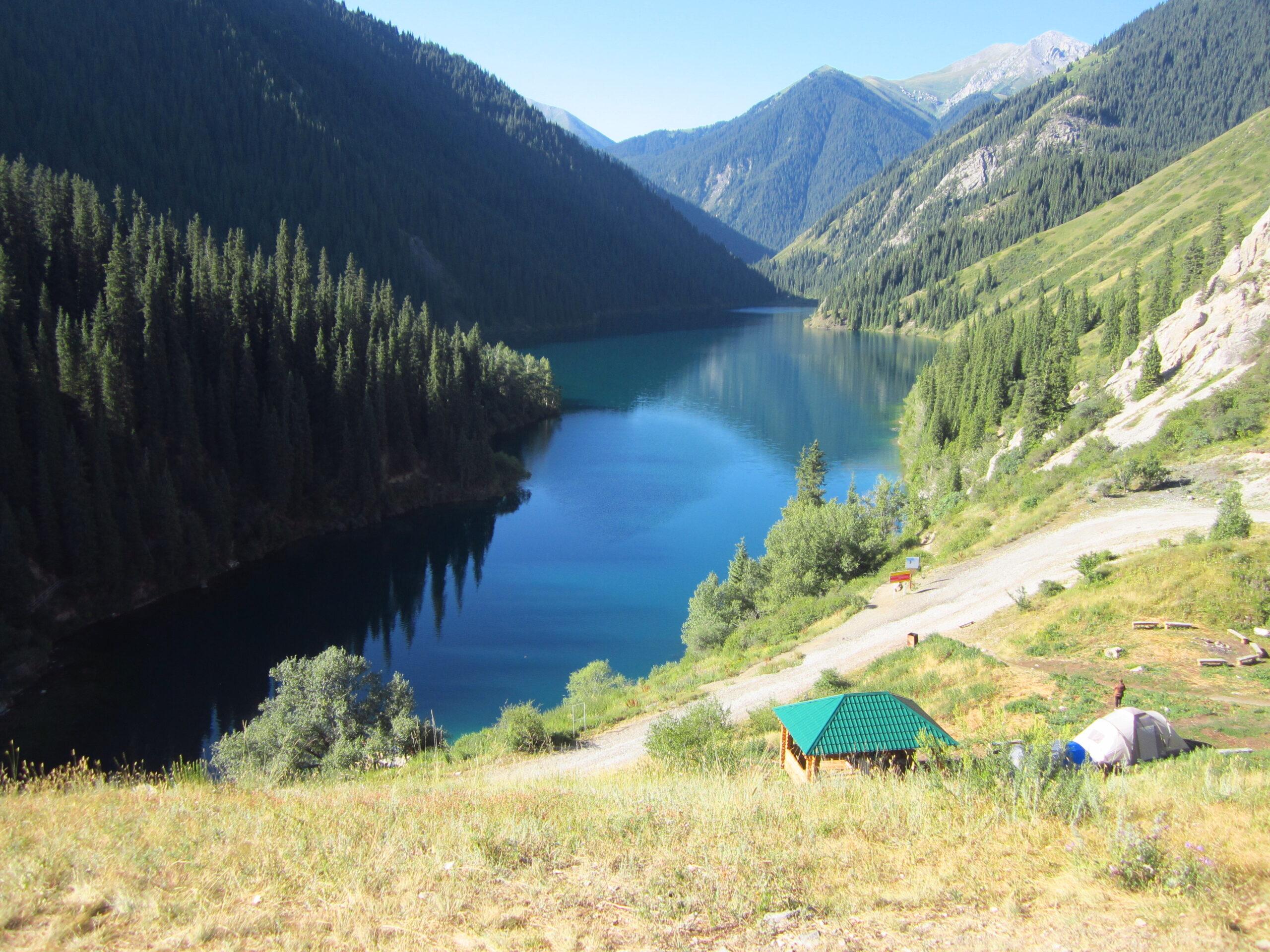 Jezioro Kolsay