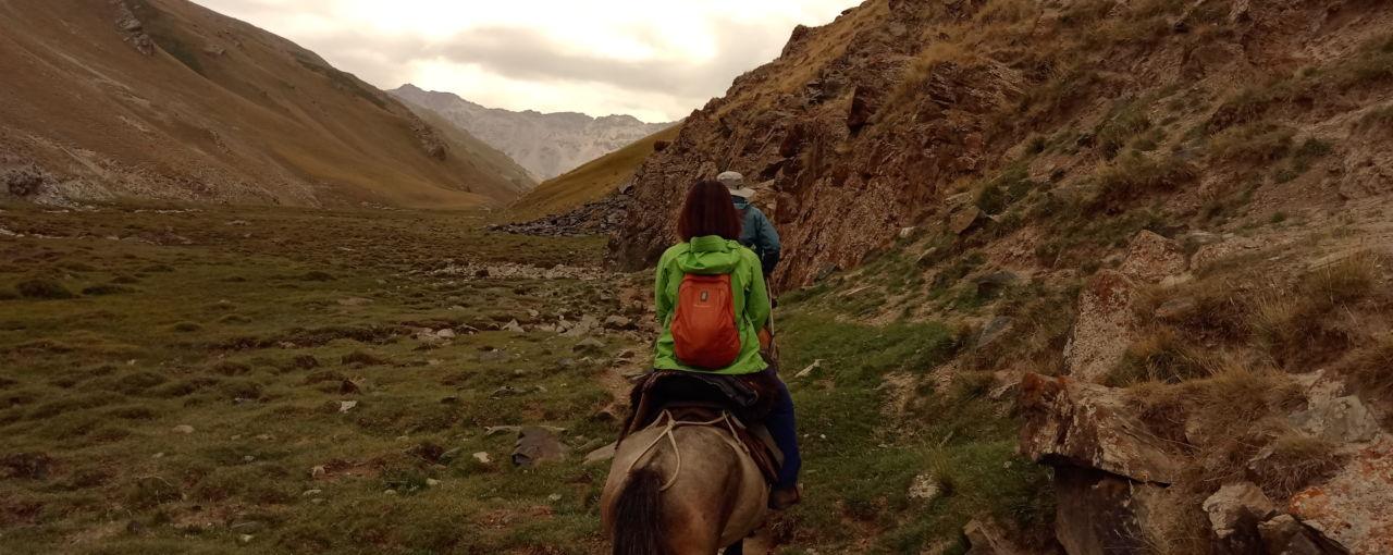 Kirgistan - Tash Rabat