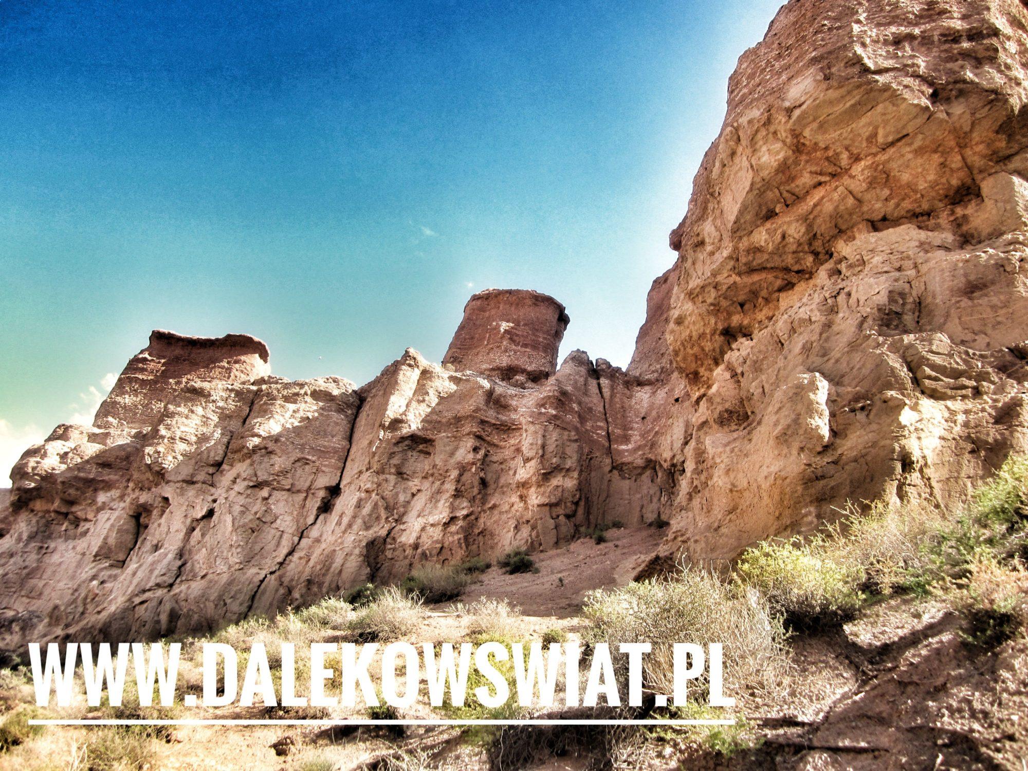 Kanion Szarynski, Charyn Canyon