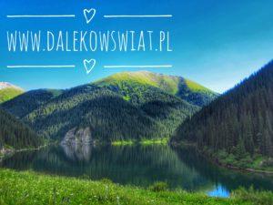 Jezioro Kolsay II, Kolsay II lake