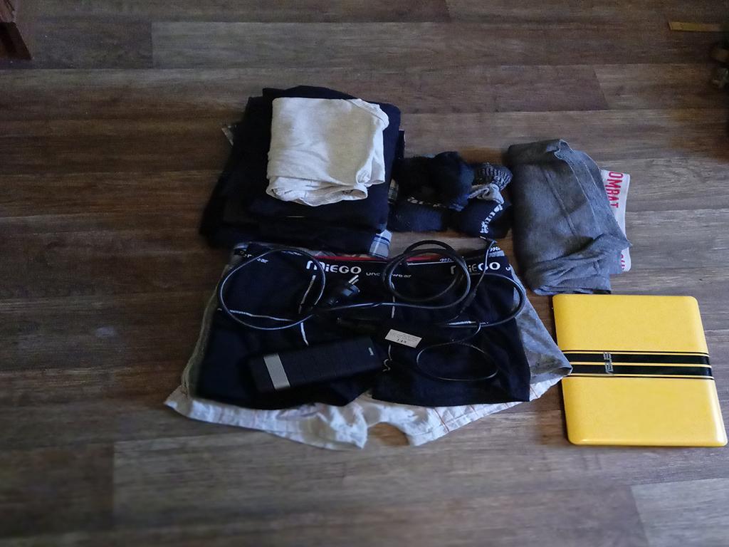 Co pakuję do bagażu podręcznego na tydzień