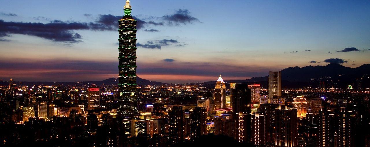 Taiwan with the Polish eye