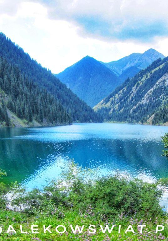 Kazachstan jeziora Kolsai- galeria