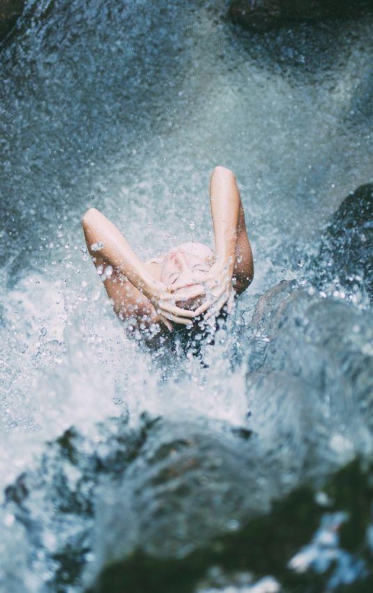 Jak zachować świeżość bez prysznica