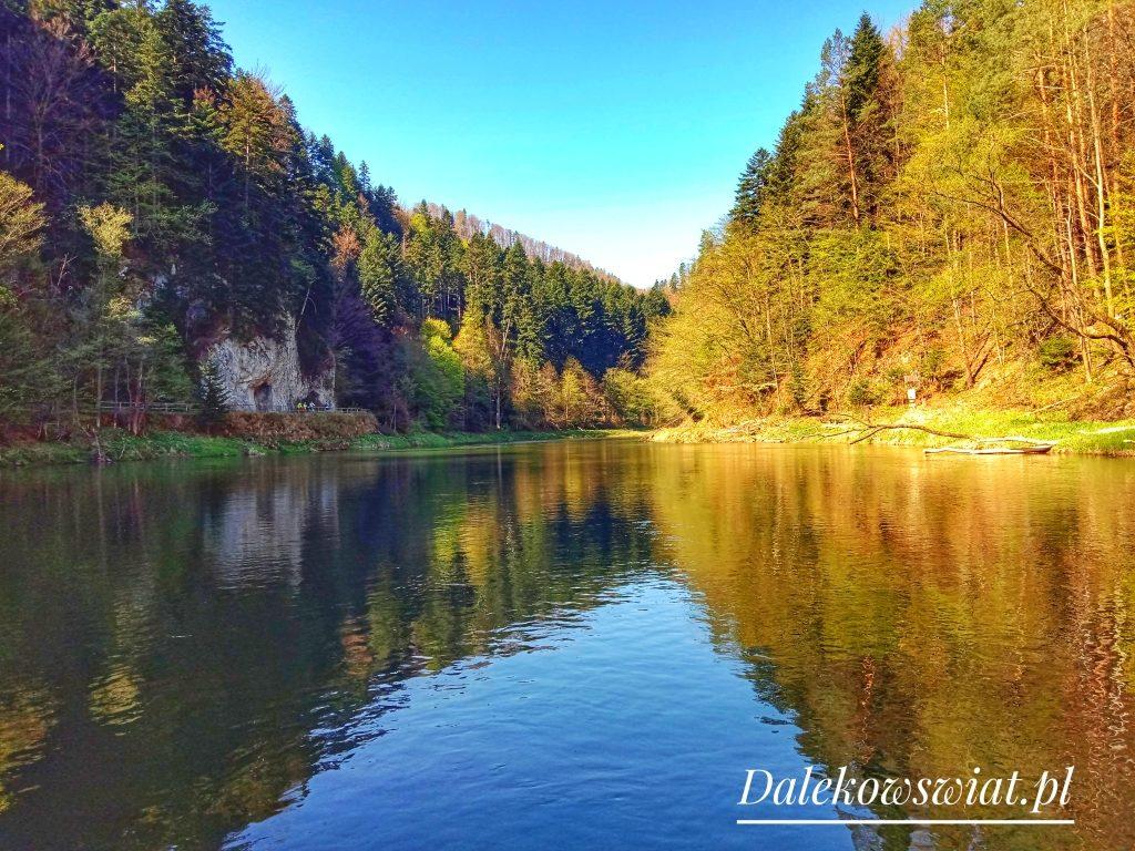Przez Dunajec