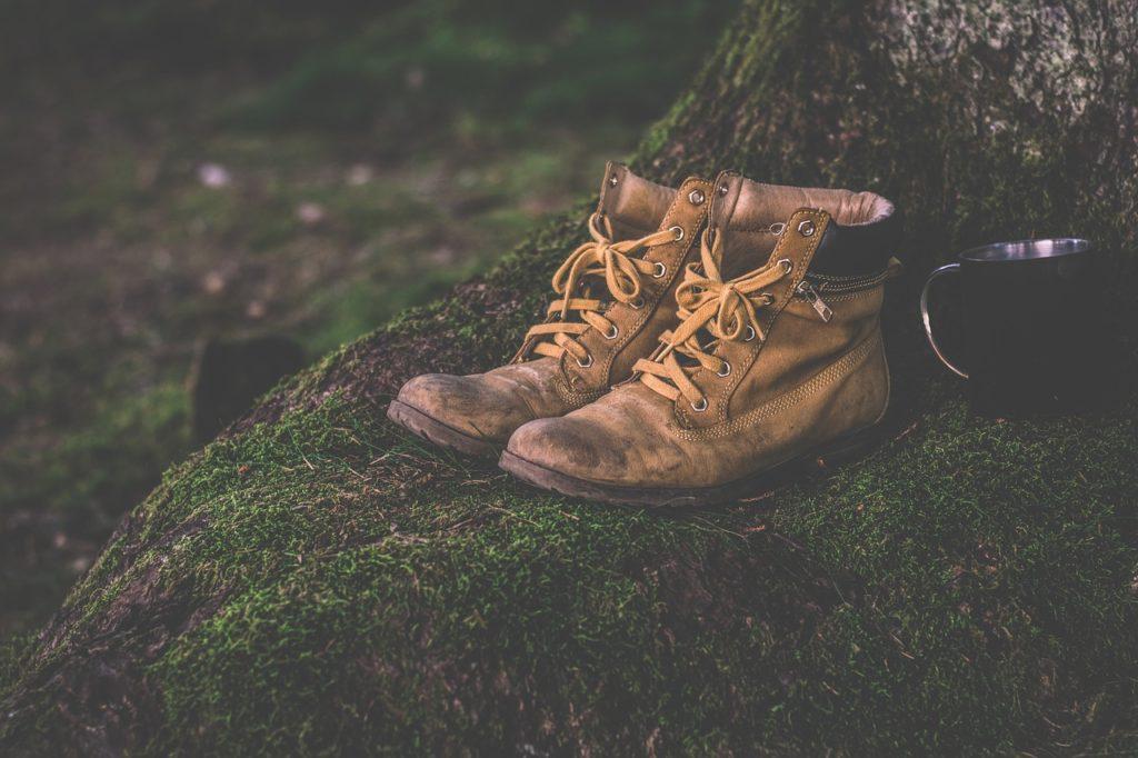 buty trekingowe