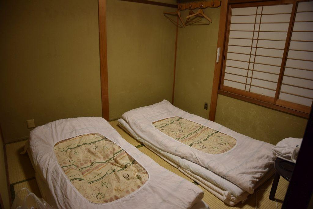 Tradycyjny hotel w Japonii