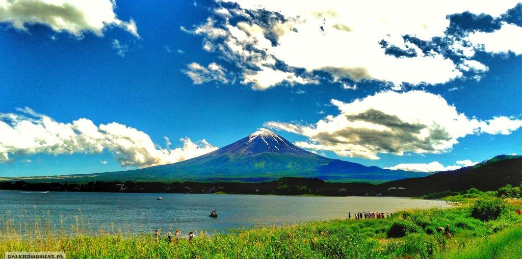 Japonia - wokół wulkanu Fuji