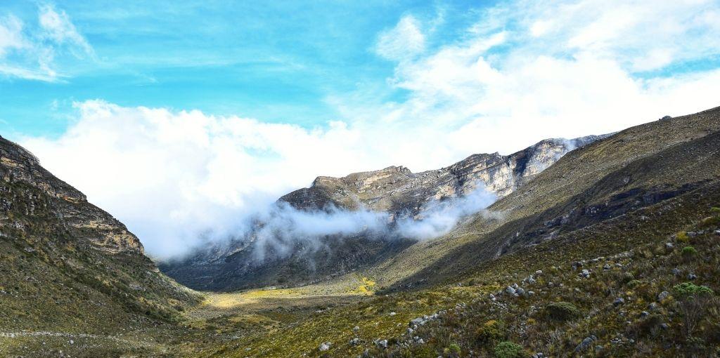 El Cocuy - treking w nieodkrytym zakątku Kolumbii