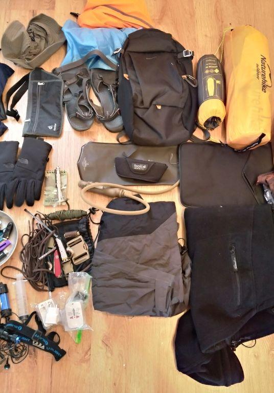 Co spakować w długą podróż z plecakiem?