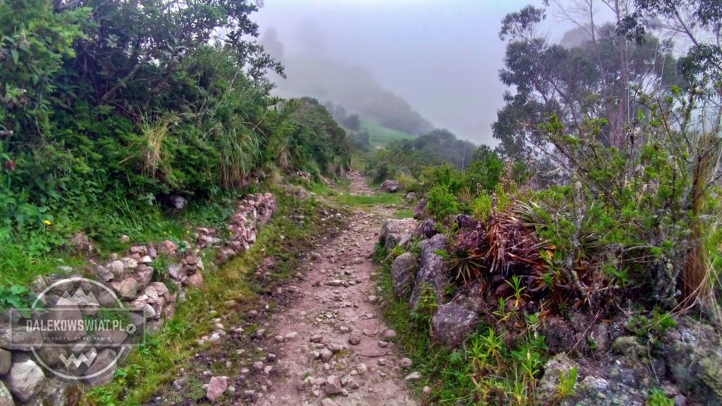 Inca Trail Ekwador