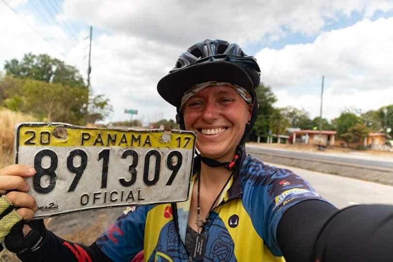 Maria Garus Solocyclistwoman