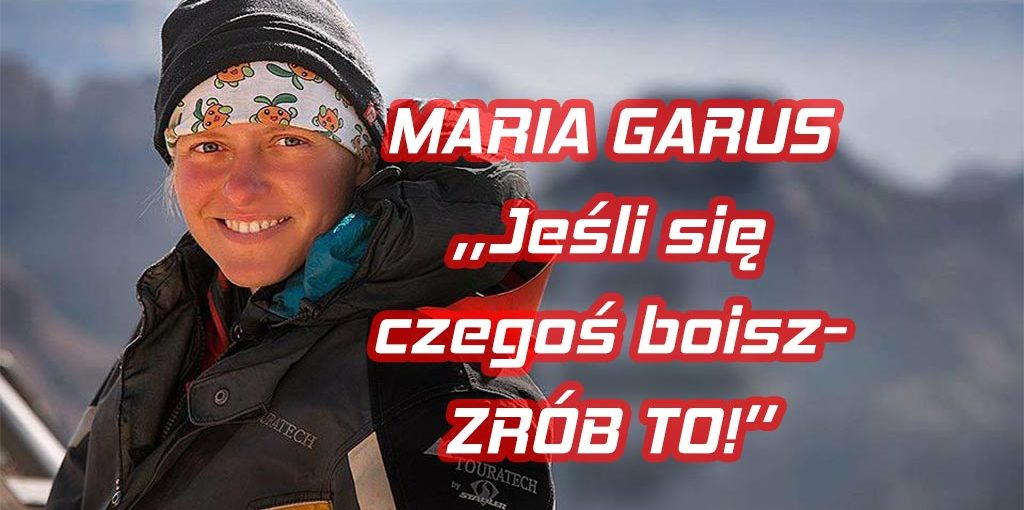 Wywiad z Marią Garus - kobietą, która w 3 lata przejechała 24 000 km rowerem!