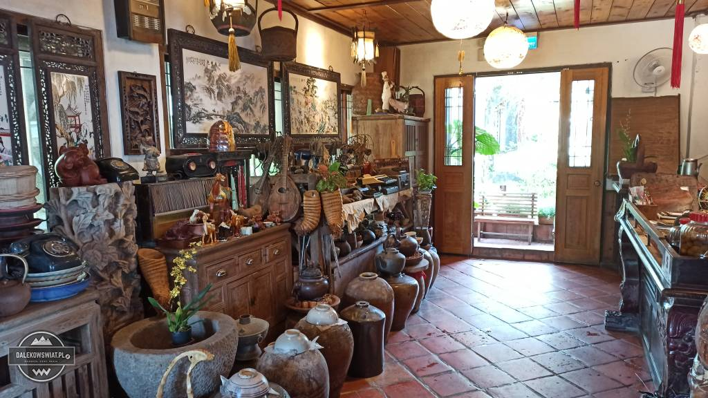 Tradycyjna herbata w Jiufen