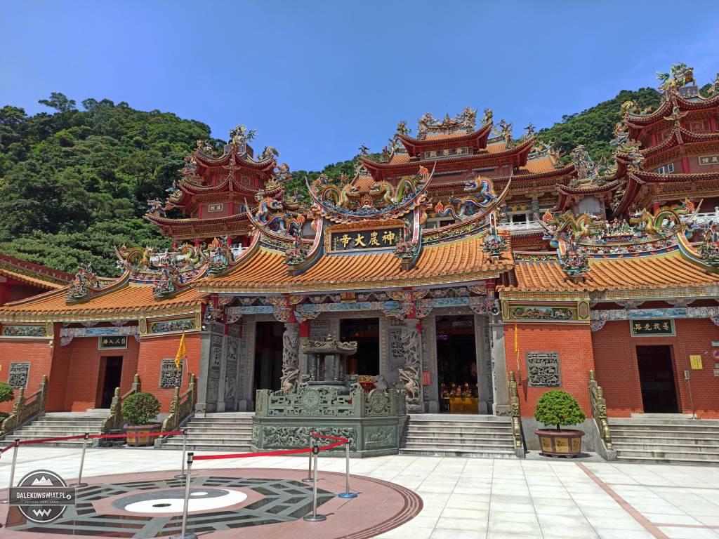 Świątynia Jiufen