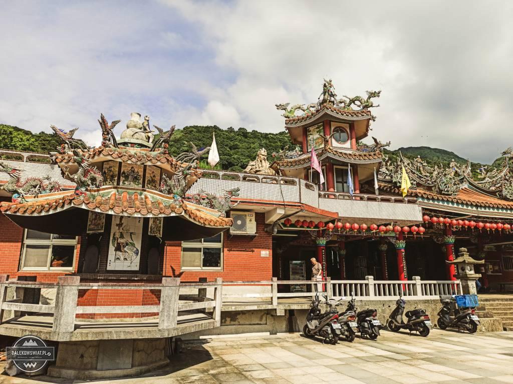 Jiuan Qi Hall