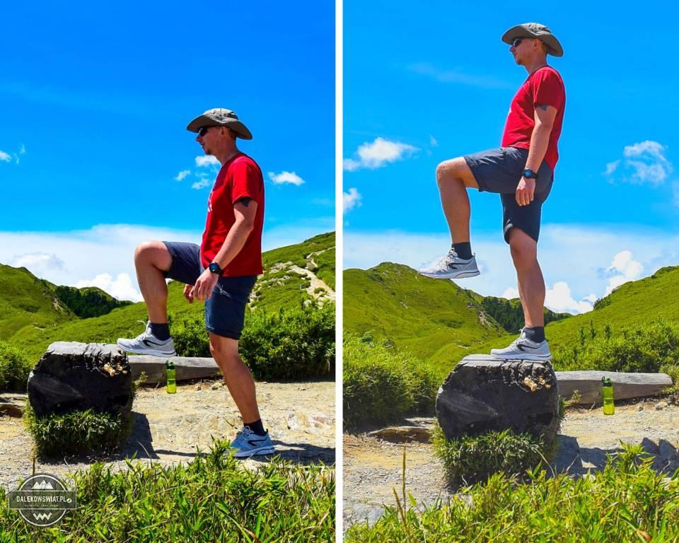 zapobieganie zakwasom w górach