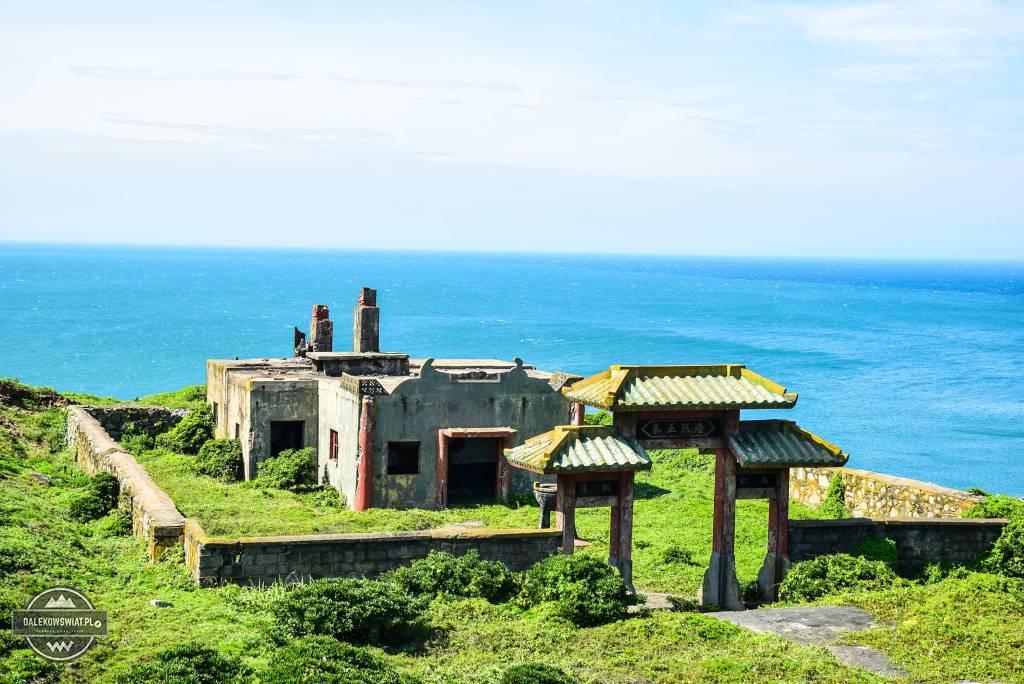 Wyspa Dongyin, Matsu, Tajwan