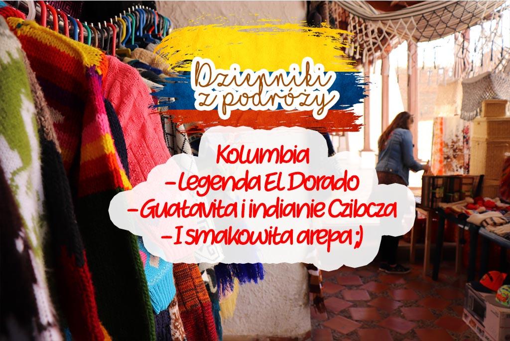 Kolumbia, Guatavita, El Dorado