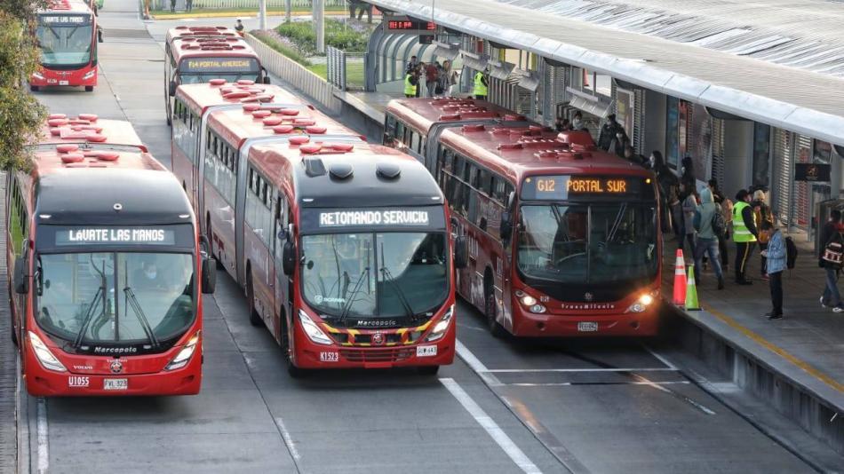 System transportowy w Bogocie, Transmilenio