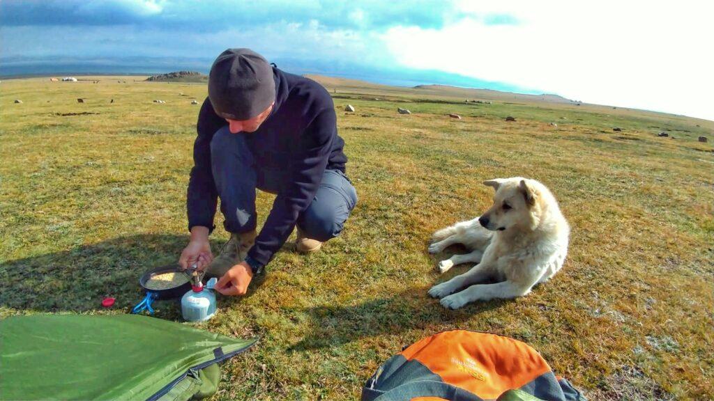 Jedzenie w górach