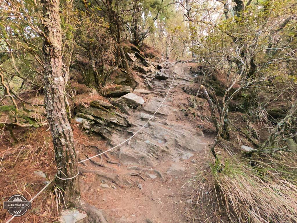 Trekking Bilu - Yangtou Tajwan