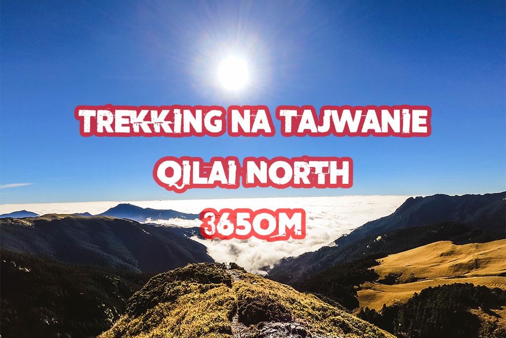trekking qilai north
